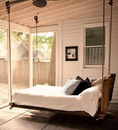 10 Favorites: Hanging Beds (Plus a $350 DIY Project ...