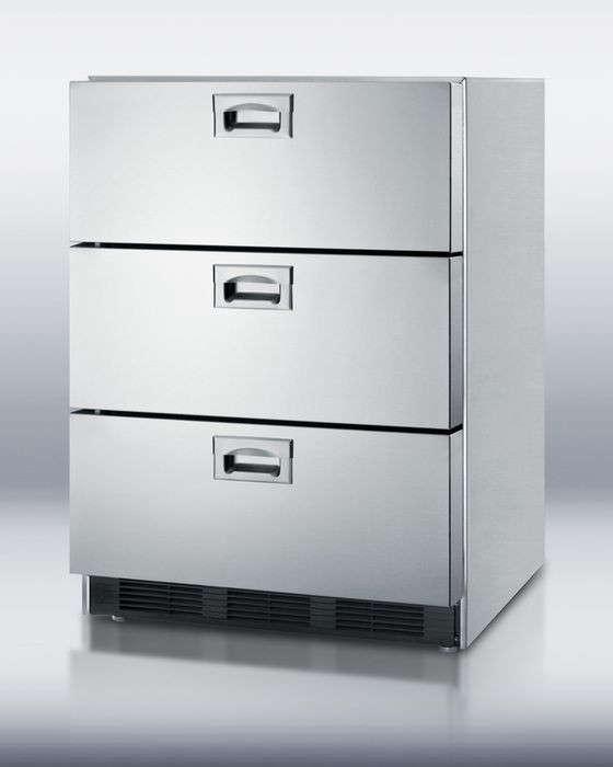 Best Counter Depth Refrigerator 2015 >> 10 Easy Pieces: The Best Under-Counter Refrigerator Drawers: Remodelista