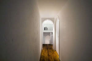 Supersense Spa Hallway/Remodelista