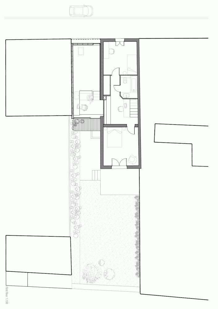 Suspended-Room-Addition-Gentilly-France-floor-plan-NeM-Architectes-Remodelista