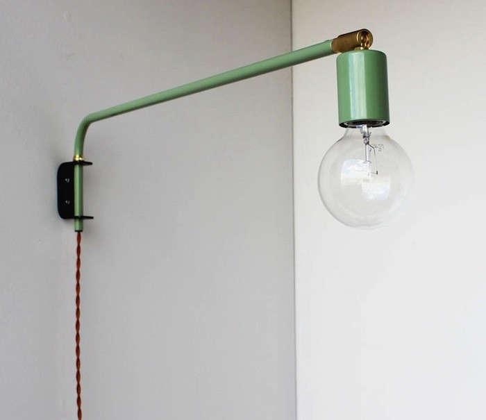 favorites bright metal lights for under 125 remodelista. Black Bedroom Furniture Sets. Home Design Ideas