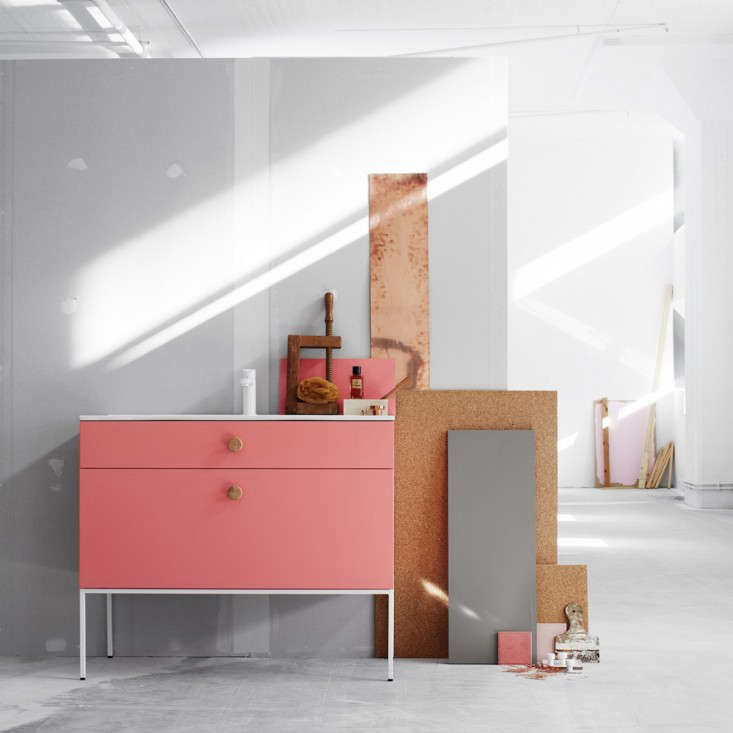 Colorful  Customizable Bathroom Furniture from Sweden. Colorful  Customizable Bathroom Furniture from Sweden   Remodelista