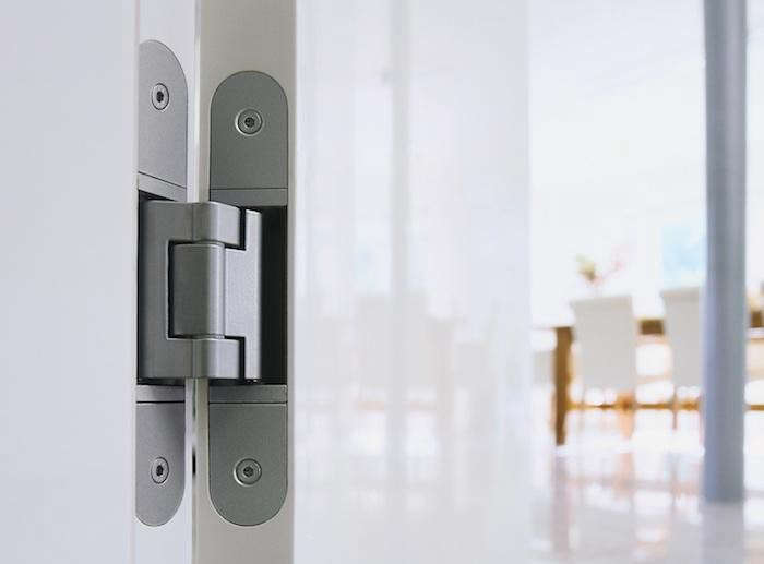 architectural detail concealed hinges remodelista