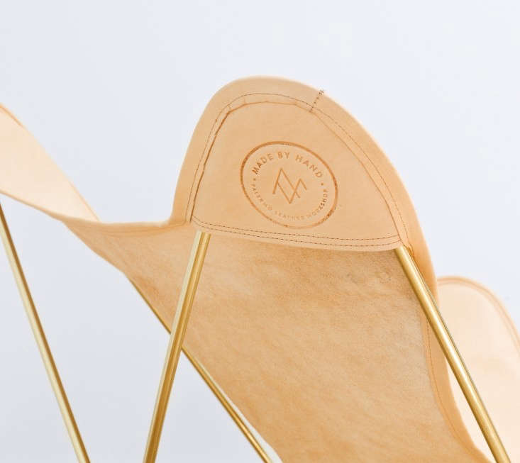 The-Citizenry-Natural-Leather-Gold-Chair-Remodelista