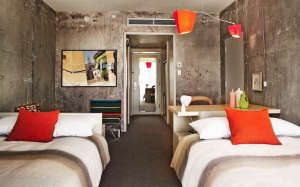 The Line Hotel Koreatown Los Angeles | Remodelista