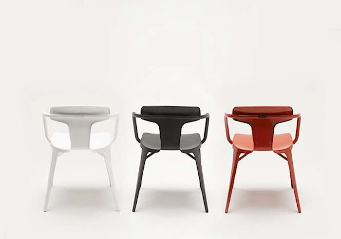 A Classic Reimagined The New T14 Chair From Tolix
