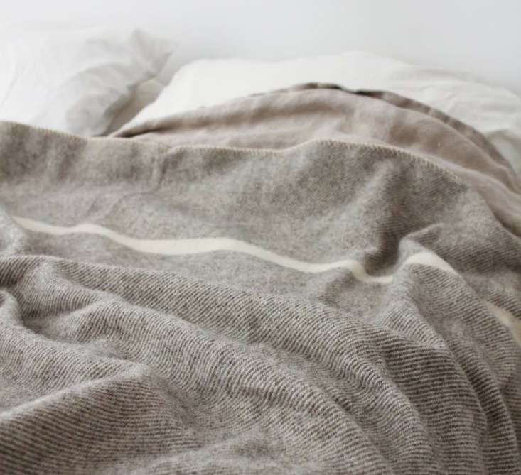 10 Easy Pieces Camp Blankets Remodelista