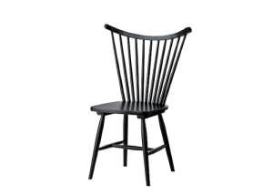 Ikea Trendig 2013 Windsor-Style Chair in Black | Remodelista