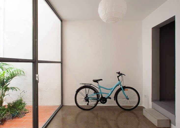 Twin-House-by-Nook-Architects-bicycle