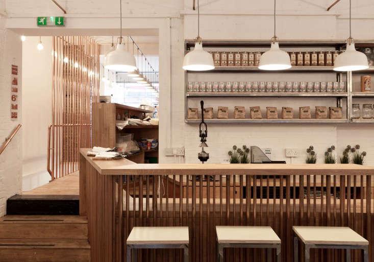 A Rarified Restaurant Mos at Blue Mountain School in London portrait 36