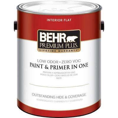 ultra pure white flat zero voc interior paint remodelista