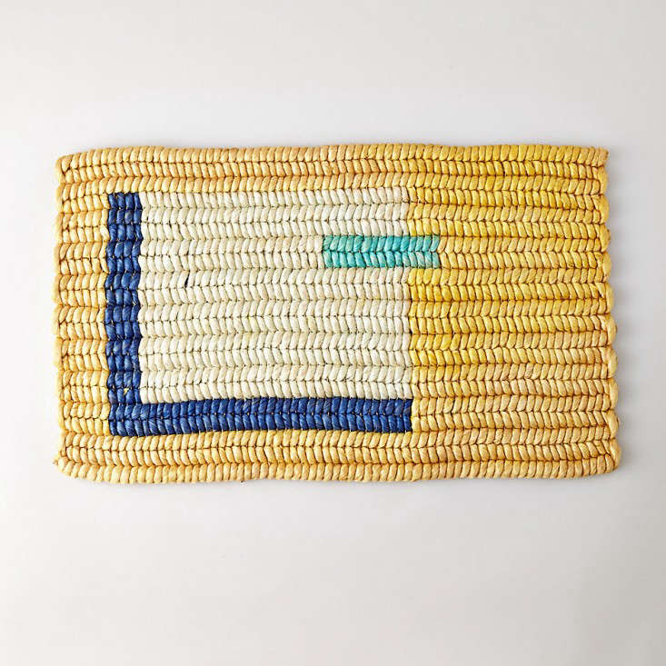A Warm Welcome: Modernist Doormats