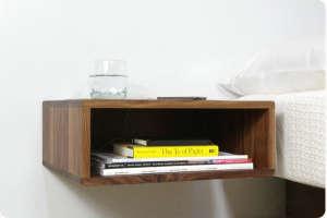 Urbancase Bedside Shelf | Remodelista