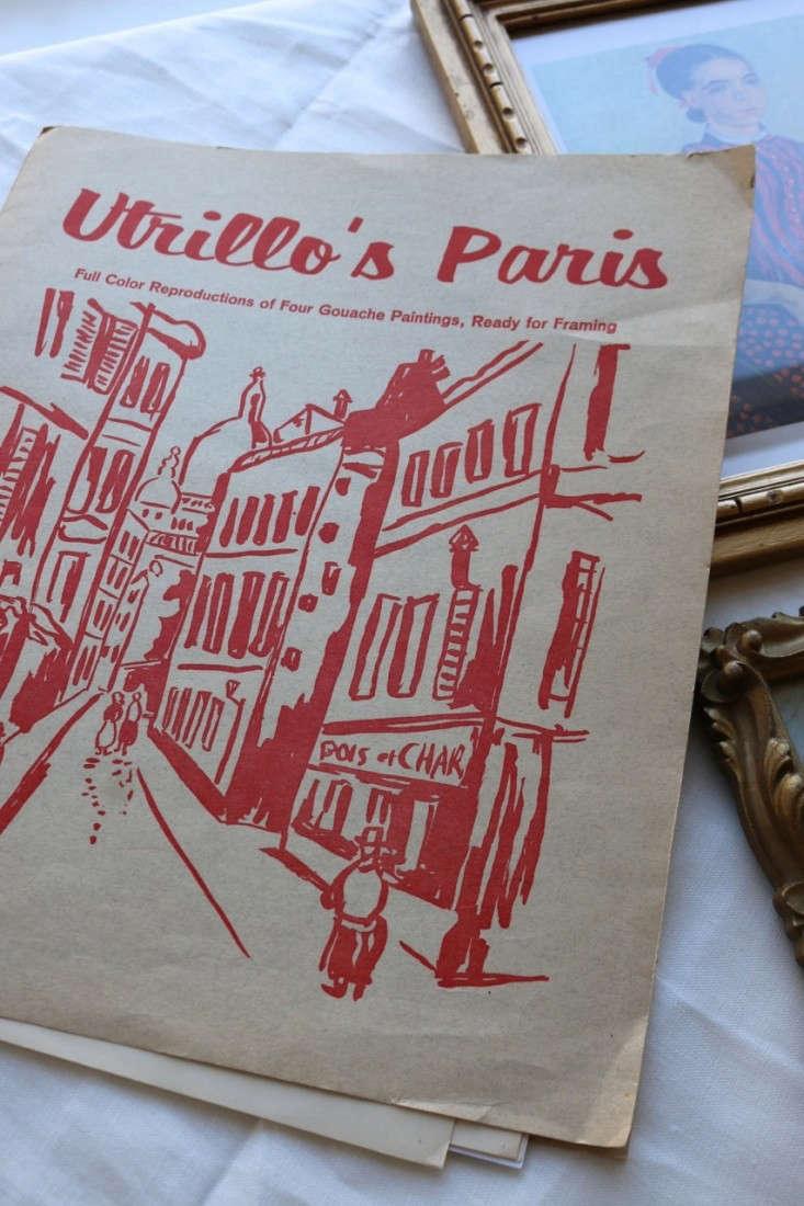 Utrillos-paris-vintage-art-prints-remodelista