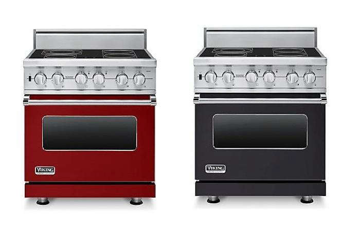 Viking Professional Series Vesc5304bx Pro Style Electric Range Remodelista