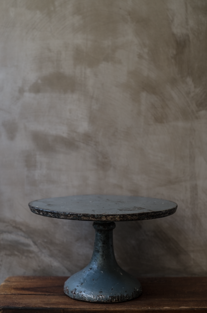 Vintage-cake-stand-Amanda-Demme-State-of-Space-Store-Remodelista