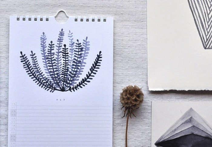 Wall-Calendar-by-Amy-Marella-Etsy-Remodelista