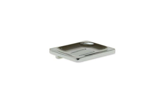 Wall-Mounted-Soap-Dish-Chrome-Zinc-Remodelista