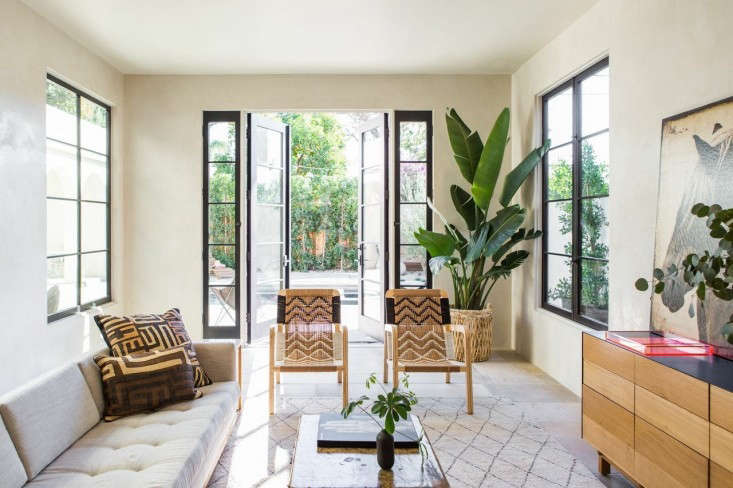 Hollywood Tale A Spec House With Uncommon Style Remodelista