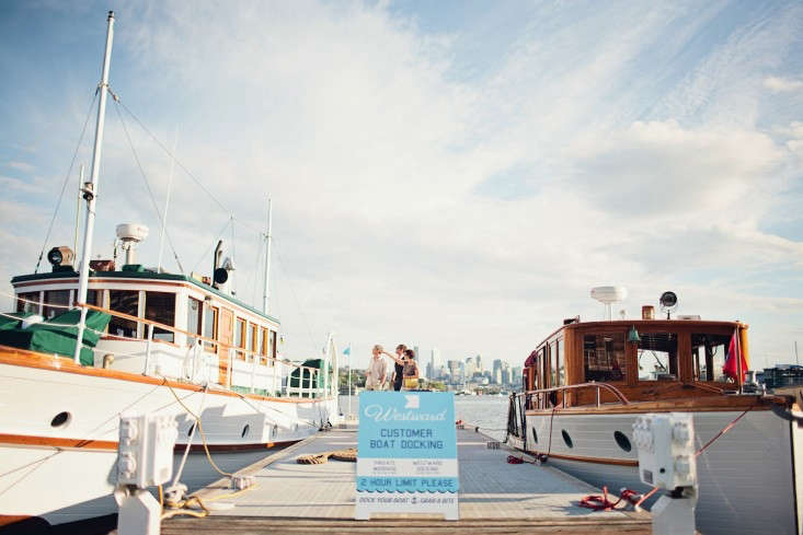 Westward-restaurant-Seattle-boat-dock-Remodelista