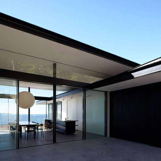 Whale-Beach-House-Dining-Room-View