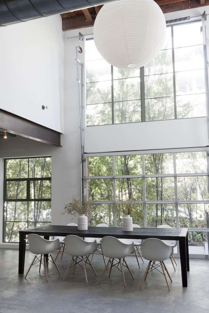White Dining by DISC Interiors, Remodelista