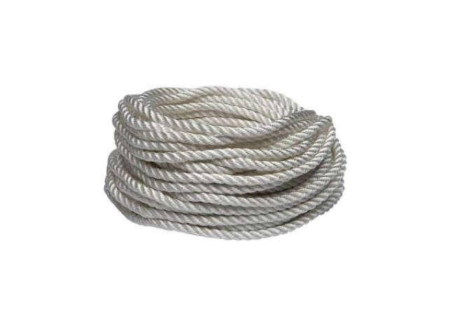 White-Poly-Braided-Rope