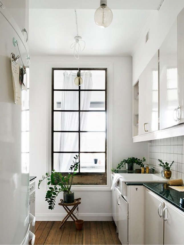 Small One Sided Galley Kitchen 28+ [ one sided galley kitchen ] | for a little more color in your