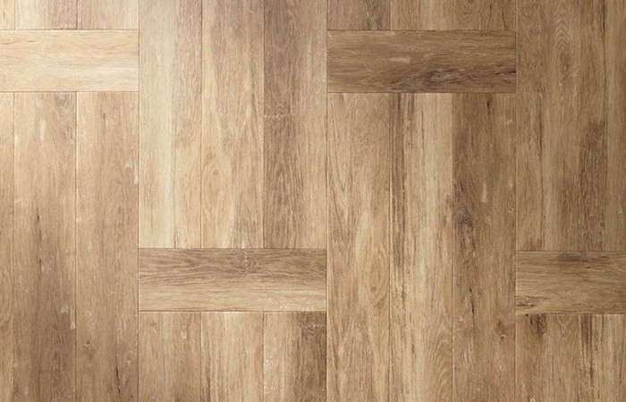 18 spectacular wood floor patterns tierra este 43200 for Wood floor designs and patterns