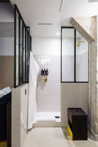 Ace Hotel Los Angeles Shower/Remodelista