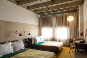 Ace Hotel Los Angeles Bedroom/Remodelista