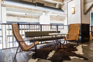 Ace Hotel Los Angeles Seating/Remodelista