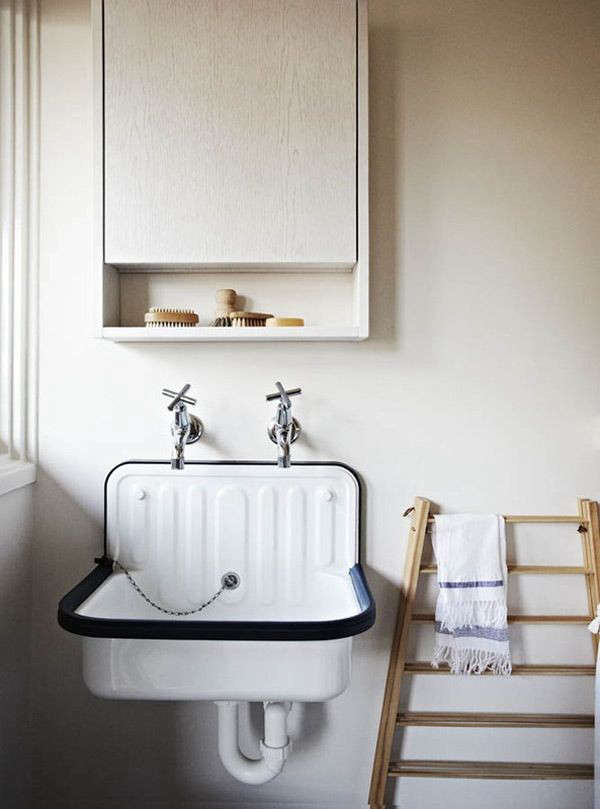 Design Sleuth The Alape Bucket Sink From Germany
