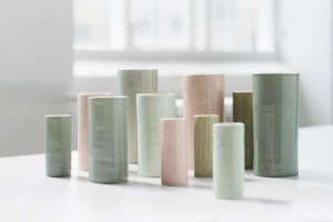 Anne Black Vases Copenhagen/Remodelista