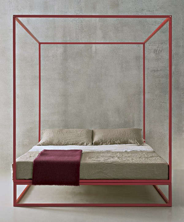 10 Easy Pieces Four Poster Canopy Beds Remodelista