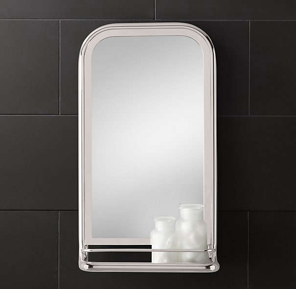 bathroom mirrors with shelves  laba interior design,
