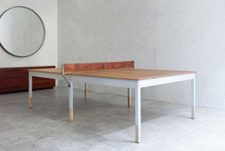 World S Most Beautiful Ping Pong Table Remodelista
