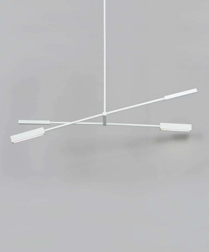 beckett double celing sconce