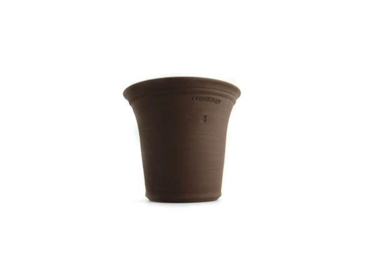ben-wolff-milton-pot-brown-clay-remodelista