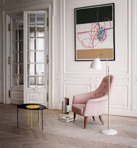 Bestlite The BL3M Floor Lamp by Gubi I Remodelista