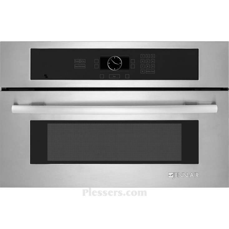 Convert Countertop Microwave To Built In : Jennair JMC2430WS 30 in. Built-In Microwave Oven with Speed-Cook ...