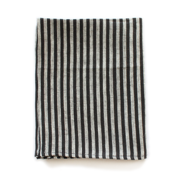 black-and-white-striped-towel-rennes-remodelista