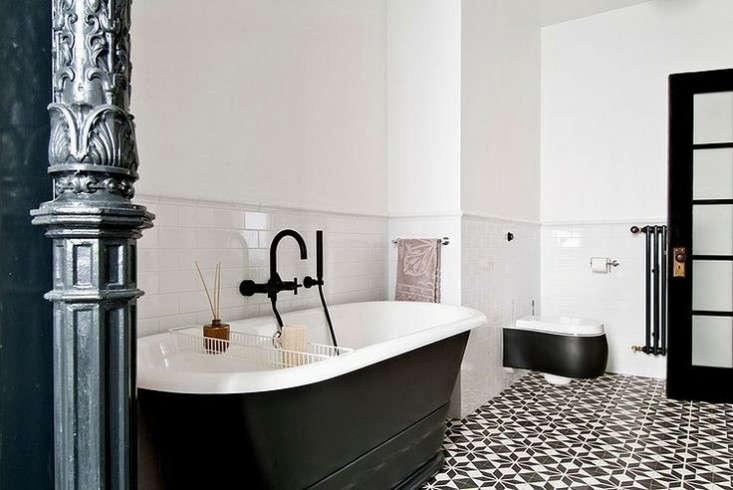 black-white-cement-tile-floor-remodelista
