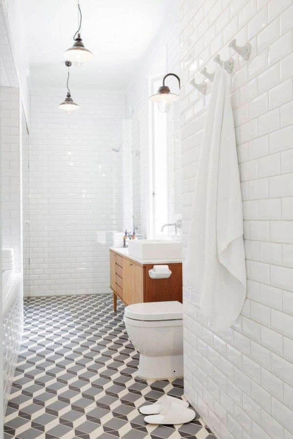 black-white-tile-floor-subway-walls-remodelista