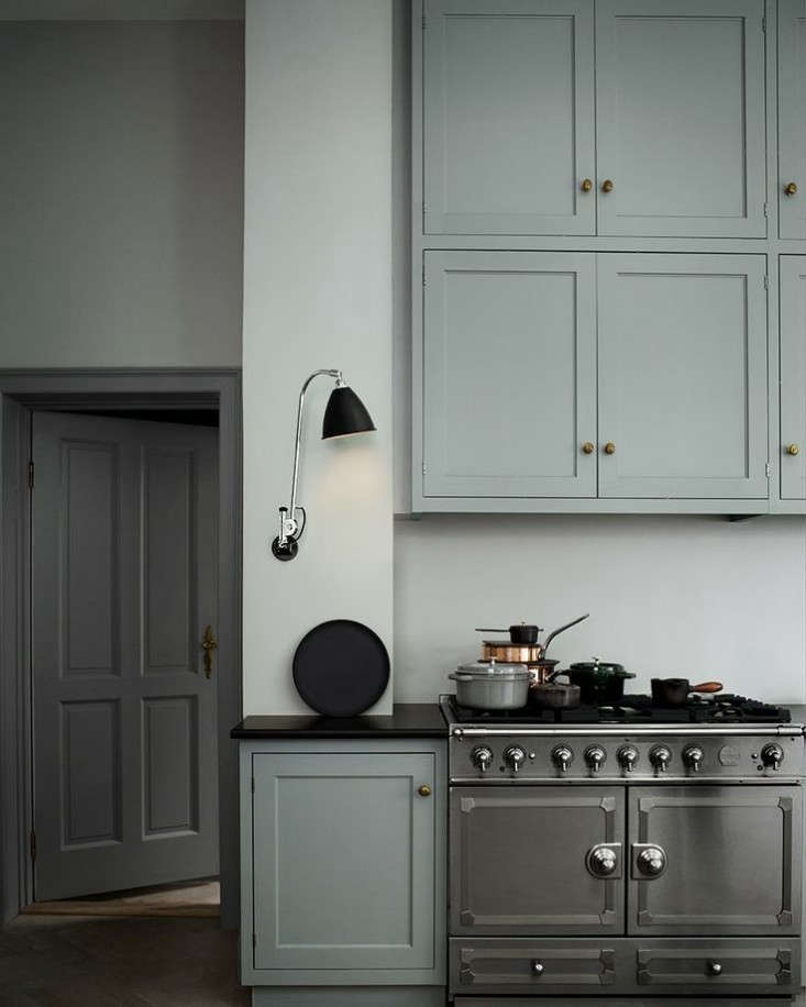 Grey Industrial Kitchen: 11 Best Industrial-Style Black Sconces For The Kitchen