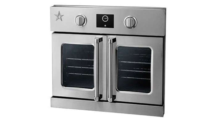French Door Oven ~ Bluestar bsewo ecsd in single electric wall oven