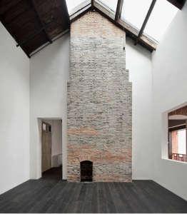 Brick Fireplace Diane Keaton Remodelista