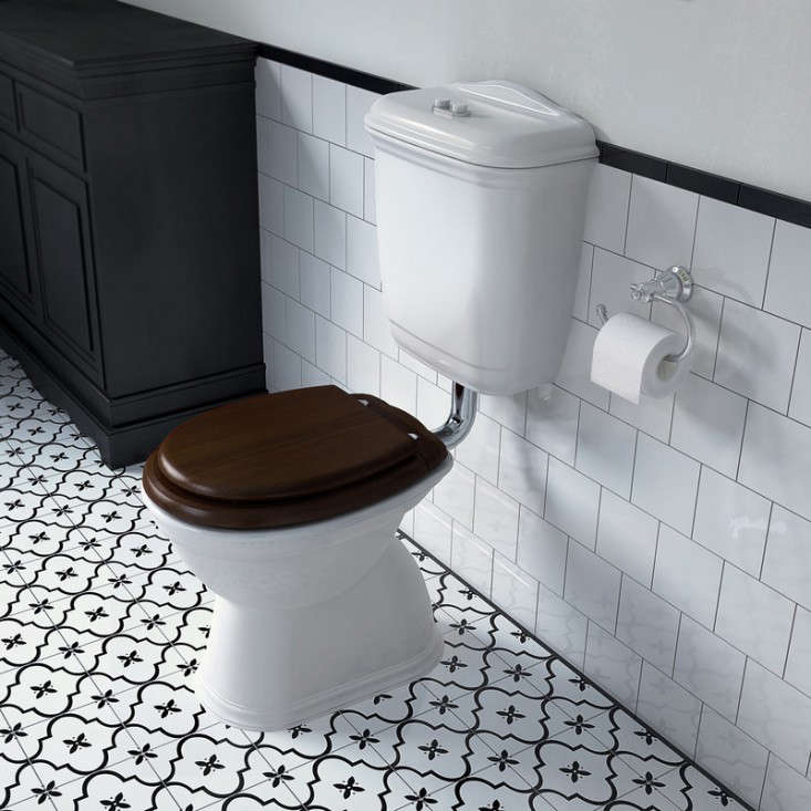 vintage connector toilet suite remodelista. Black Bedroom Furniture Sets. Home Design Ideas