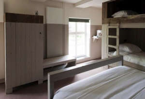 Bunk Beds at Chateau Bethlehem | Remodelista