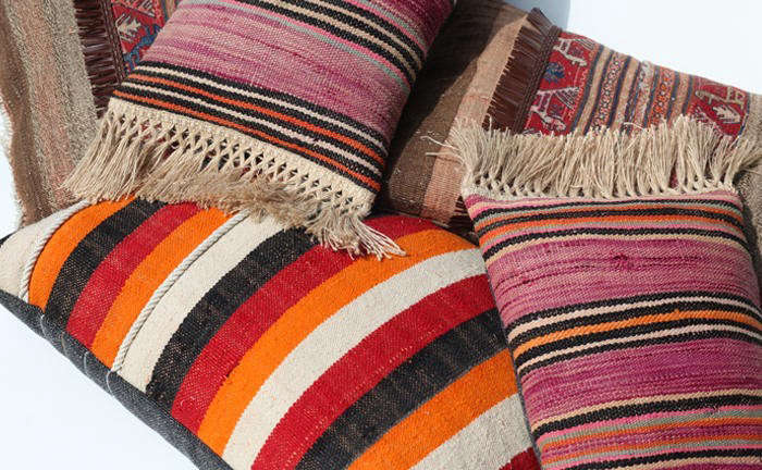 commune-colorful-striped-pillows-remodelista